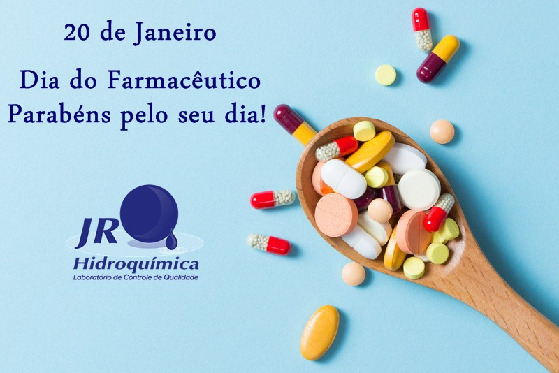 Jr dia do farmacêutico